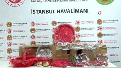 uyusturucu madde -  Kına malzemesinin içinden 300 bin lira değerinde uyuşturucu çıktı