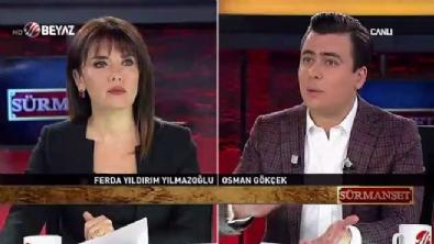 Osman Gökçek: ' CHP'liler kendilerine şakşakcılık yapacak programlara katılmak isterler'