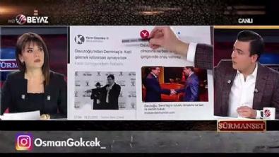 Osman Gökçek Davutoğlu tutarsızlığına dikkat çekti (2)