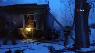 - Rusya'da Köy Evinde Yangın: 11 Ölü