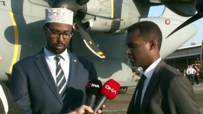 - Somali'deki yaralılar Türkiye'ye getiriliyor