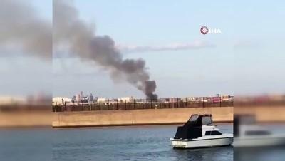 - Sydney Havaalanı yakınındaki depoda korkutan yangın