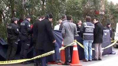 polis -  Yol kenarında bulunan cesetle ilgili detaylar ortaya çıktı