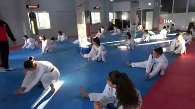 yaris -  30 karateciden 27'si madalya kazanarak rakiplerine fark attı