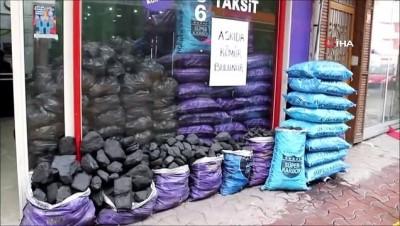 'Askıda ekmek' uygulamasından esinlenilerek 'Askıda kömür' başladı