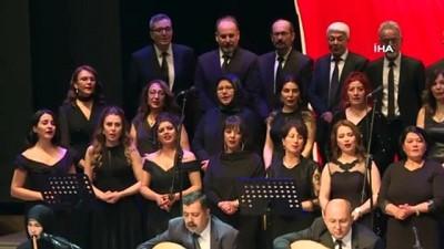 Büyükşehir'in Türk Sanat Müziği Konseri büyük beğeni topladı Haberi