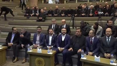 """yatirimci -  Nevşehir Belediye Başkanı Arı, """"Kale bölgesine dünyadan birçok talip var"""""""