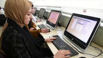 Şahinbey Belediyesi imkanlarıyla yaşamlarına yön veriyorlar Haberi