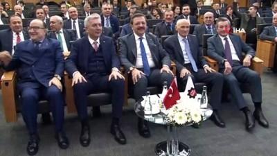 yatirimci -  TOBB Başkanı Rifat Hisarcıklıoğlu: '81 ilde eğitime 270 milyon dolar yatırım yaptık'