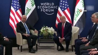 - Trump, Irak Cumhurbaşkanı Salih ve IKBY Başkanı Barzani ile görüştü