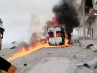cakal -  - Esad ve Rus uçakları Eriha'yı vurdu: 8 yaralı
