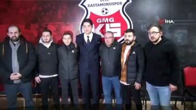 GMG Kastamonuspor'a 21'lik başkan
