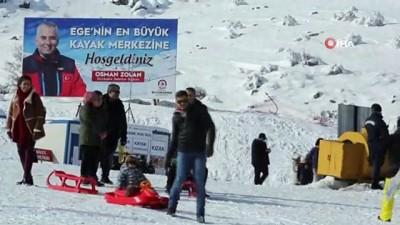 kis turizmi -  Kış turizminin yeni gözdesi Denizli Kayak Merkezi