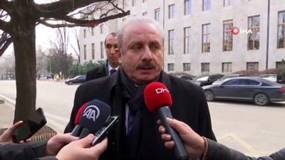 """TBMM Başkanı Mustafa Şentop:""""550 milletvekilinin dokunulmazlığı kaldırılmadı. Dokunulmazlık dosyası olan 29 milletvekili arasında ona ait olan bir dosya yoktu'"""