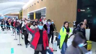 referans -  İstanbul Havalimanı'nda 'Corona Virüs' için termal kameralı önlem