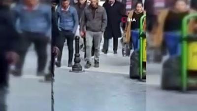 amator -  Sahtekar dilencinin foyasını vatandaşlar ortaya çıkardı...Sakat taklidi yapan dilenci kamerada