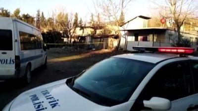 silahli kavga -  Akraba aileler arasında silahlı kavga: 5 yaralı