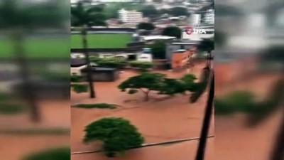 kiz cocugu -  - Brezilya'da Sel: En Az 14 Ölü, 16 Kayıp