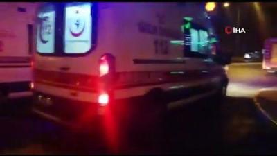 tahkikat -  Isparta'da zincirleme kaza: 6 yaralı