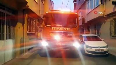 tahkikat -  Bursa'da 74 yaşında kadın yanarak can verdi