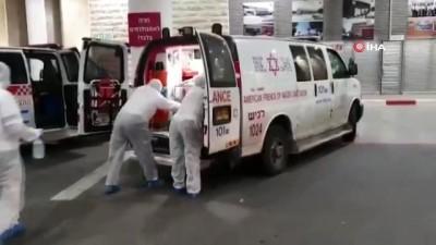 - İsrail'de 2 Kişide Korona Virüsü Şüphesi