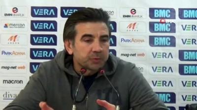 Osman Özköylü'den hakeme tepki
