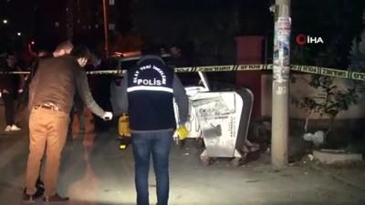 Adana'da iki çocuk amcaları tarafından tabancayla vuruldu
