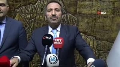 Aksaray Valisi Ali Mantı: ' 10'u Çinli 12 kişi tedbir amaçlı gözlem altında'