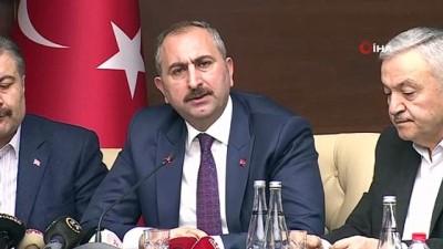 Bakan Gül: 'Adıyaman Cezaevinin nakil işlemleri gerçekleştirildi'