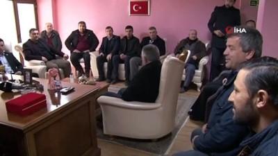 """Başkan Nihat Çelik: """"Biz burayı işgal etmek için gelmedik"""""""