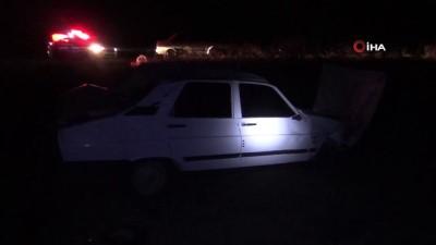 Osmaniye'de trafik kazası 3 yaralı Video