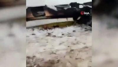 """- Taliban: """"ABR uçağını düşürdük"""""""