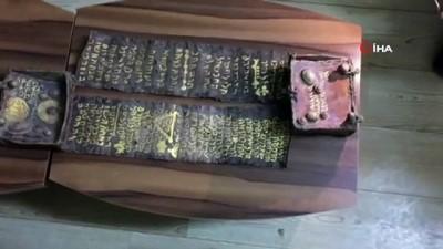 Tarihi eser Tevrat'ı polise satarken suçüstü yakalandı Video