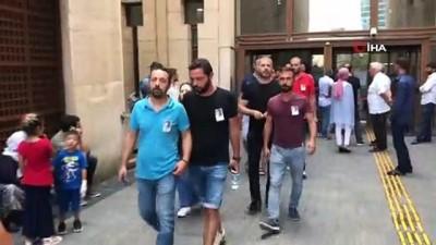 tutuklu sanik -  Büfede işlenen cinayete 26 yıl hapis cezası