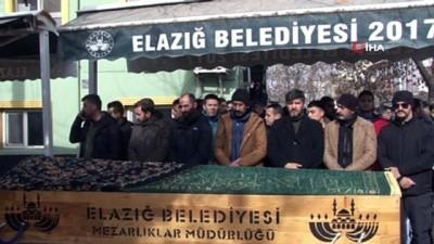 Depremde enkaz altında kalarak hayatını kaybeden Türkan Kaplan son yolculuğuna uğurlandı