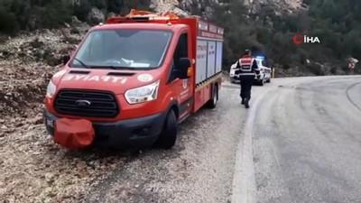 Mersin'de piknik dönüşü kaza: 9 yaralı