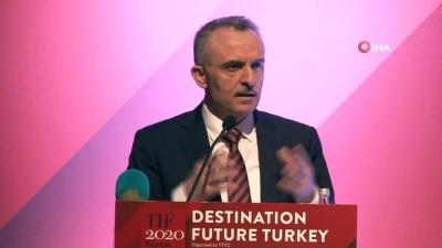 yatirimci -  Naci Ağbal: ''2023 yılı için 75 milyon turist ve 65 milyar dolar turizm geliri hedefledik''