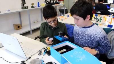 Ayvalıklı öğrencilere kodlama ve maker eğitimi