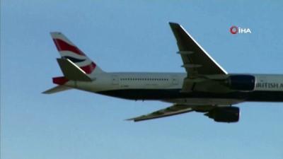 - British Airways, Çin'e uçuşları askıya aldı