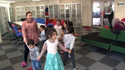 psikoloji -  Depremzede çocuklara özel psikolojik destek