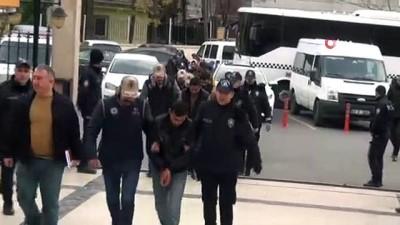 plastik patlayici -  Şanlıurfa'da bombalı araç ile ilgili gözaltına alınan 11 zanlı adliyede