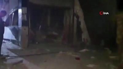 - YPG/PKK'lı teröristlerden Afrin'e füze saldırısı: 1 ölü, 4 yaralı