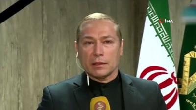 protesto -  - Devrim Muhafızları Ordusu Sözcüsü canlı yayında gözyaşlarına boğuldu
