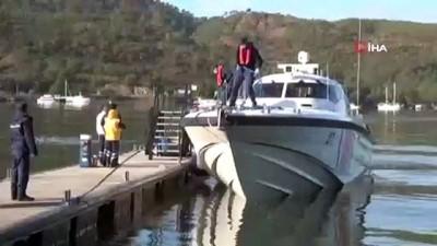 sahil guvenlik -  Düzensiz göçmenlerin cesetleri kıyıya taşındı