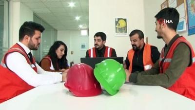 sayilar -  Tüm önlemlere rağmen iş kazalarının önüne geçilemiyor