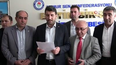 Bitlis'ten Trump'ın sözde 'Yüzyılın Anlaşması'na tepki