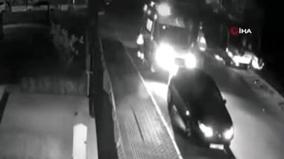 genc kiz -  Genç Helin'in hayatını kaybettiği kaza, güvenlik kamerasında