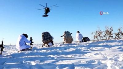 teroristler -  Kapan-5 Gabar operasyonunda emir komuta Atabay'da