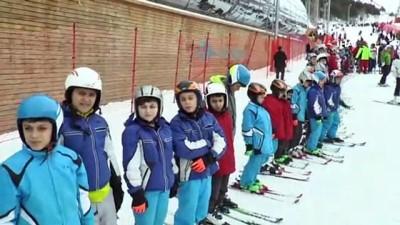 kis turizmi -  Palandöken kış spor okullarıyla şenleniyor