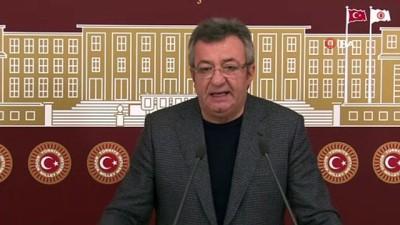 """CHP Grup Başkanvekili Engin Altay: """"İmamoğlu'nun bir yerel yönetici olarak deprem şehitlerimize karşı görevini yerine getirdiği kanaatini taşıyorum"""""""